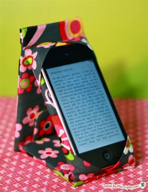 diy pattern holder fun dollar store crafts for teens phone ipod and craft