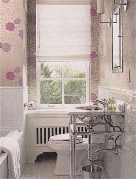 Bathroom Wallpaper Vintage Vintage Bathroom Wallpaper 2017 Grasscloth Wallpaper