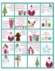 advent calendar card template advent calendars 2013 wendolonia