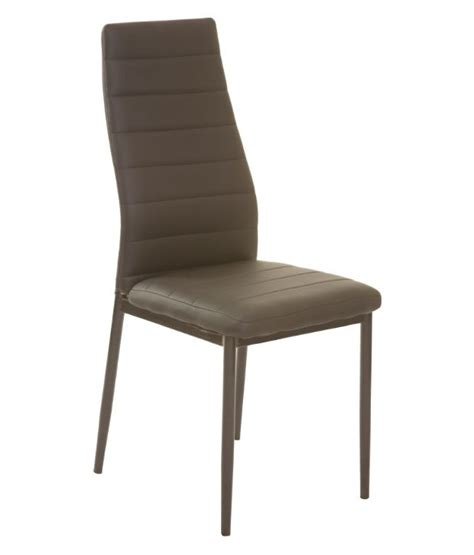 steel dining chairs india durian dining chair with metal black legs with leatherite