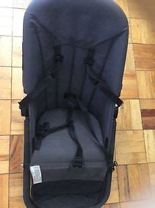 bugaboo seat fabric cameleon bugaboo cameleon stroller canvas seat fabric base charcoal
