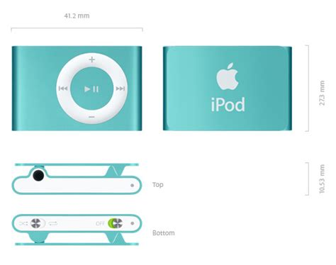 Ipod Shuffle Small In Size Big In Price by Ipod Shuffle 2gb With Different Colors Clickbd