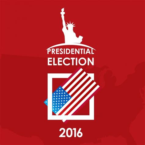 election background usa presidential election day background vector free