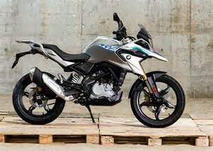 New bmw g 310 gs offers lightweight adventure with video
