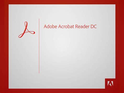 adobe acrobat reader download reader dc