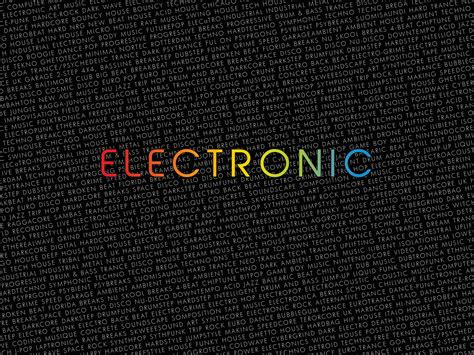 best electronic house music electronic music wallpaper wallpapersafari