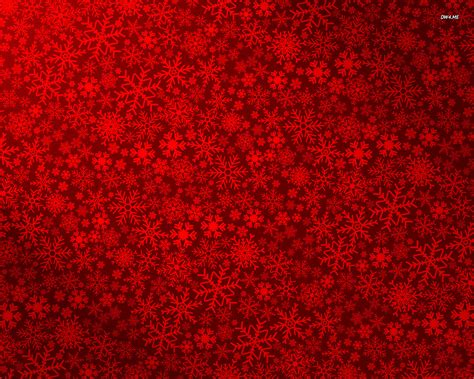 red pattern background vector red snowflake pattern wallpaper vector wallpapers 1936