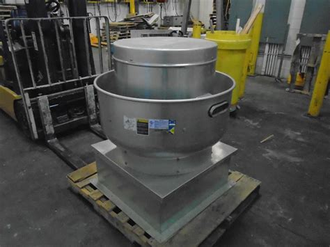 greenheck exhaust fans for sale greenheck exhaust fan 261606 for sale used