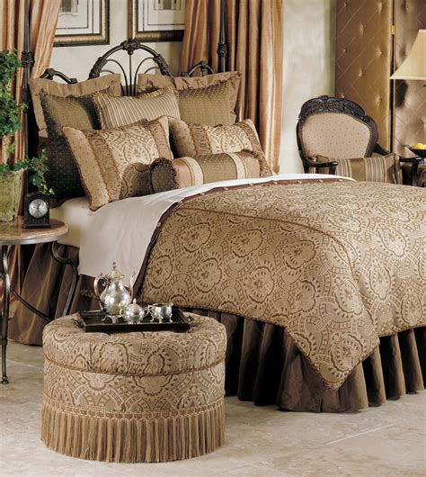 luxury comforters luxury bedding by eastern accents nottingham collection