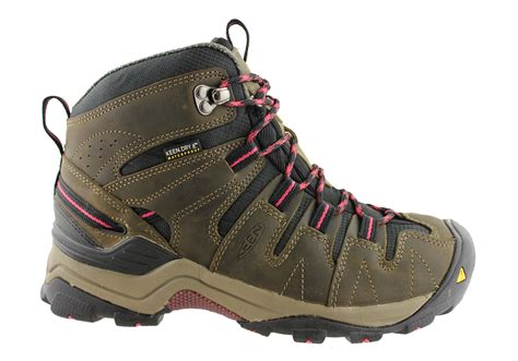 comfortable hiking boots for women keen gypsum mid womens comfortable hiking boots brand