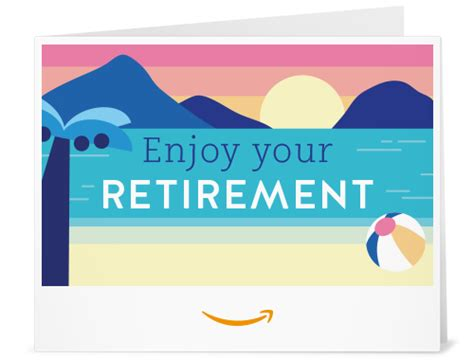 Amazon Ca Gift Card - amazon ca gift card print enjoy your retirement amazon ca gift cards