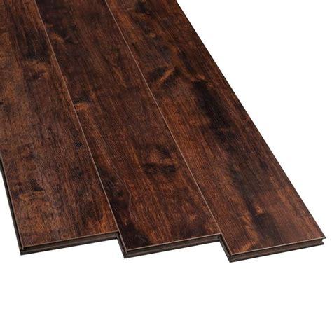floor and decor laminate aquaguard espresso water resistant laminate 12mm 100085513 floor and decor new home