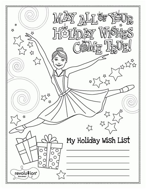 happy holidays coloring page az coloring pages