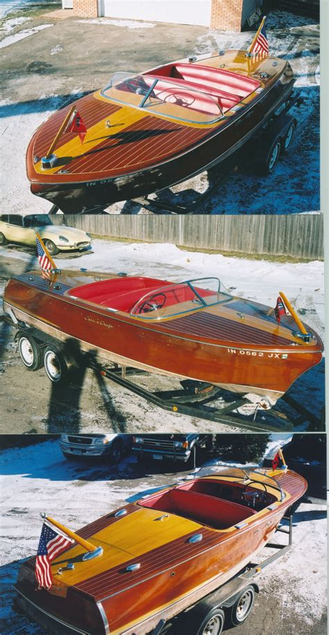 chris craft boats old omurtlak45 old wooden boats for sale
