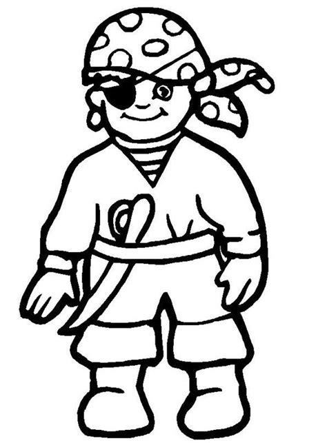 pirate minion coloring page coloriage pirates 1 momes net
