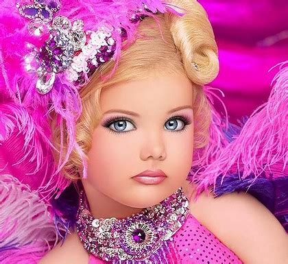 child beauty pageants creepy kiddie pageants spark angry rally