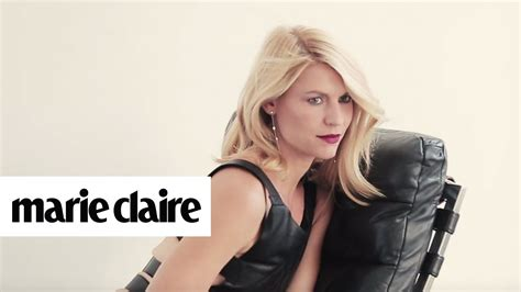 claire danes youtube claire danes behind the scenes marie claire youtube