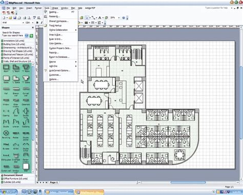 office visio look microsoft office visio 2003 cadalyst