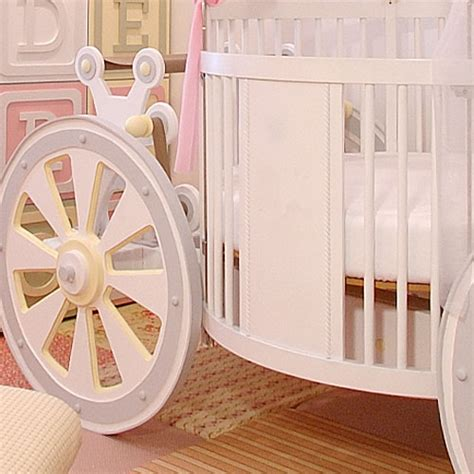 Carriage Baby Cribs 3 Charming Carriage Cribs For Baby From Poshtots Kidsomania