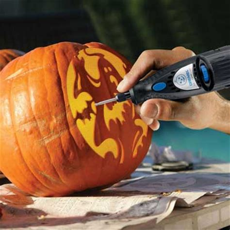 The Ultimate Pumpkin Carving Tool Set   Dremels and Other