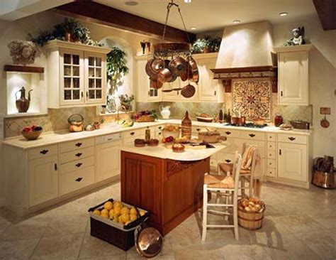Kitchen Decorating Ideas by Amazing Of Great Splendid Tuscan Kitchen Decorating Theme 777