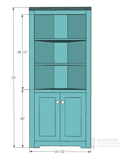 building a corner cabinet pdfwoodworkplans plans for corner cupboard plans free pdf