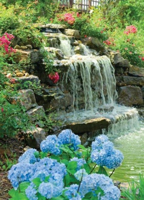 fontaine et cascade de jardin cascade et fontaine de jardin 69 d 233 co pour les moments de relaxe archzine fr photos et zen