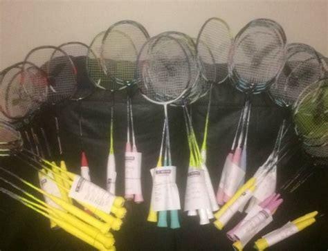 Raket Yonex 500 Ribuan apacs blizzard pro zz badminton racket written review paul stewart