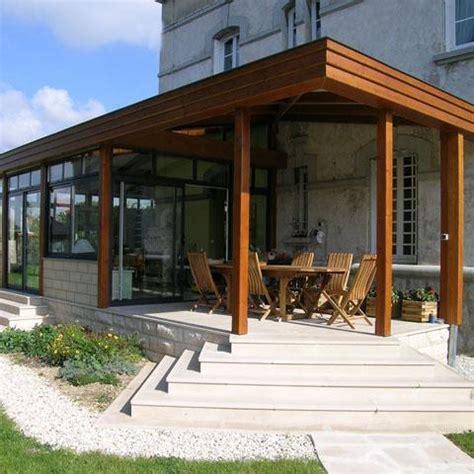 veranda pvc veranda comparatif mat 233 riaux veranda bois acier pvc et alu