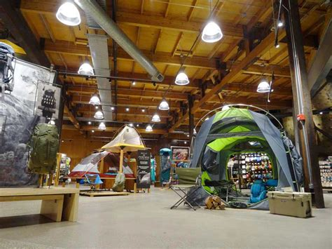 seattle lighting outlet store rei seattle flagship store lighting redesign oculus