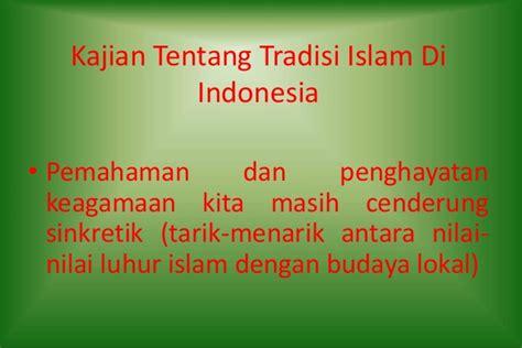 Pemikiran Pendidikan Islam 1 pemikiran pendidikan islam berbass pemahaman konsep masyarakat dalam