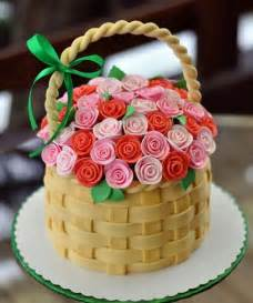 1000 images about cake basket examples on pinterest fall flowers baby baskets and rose basket