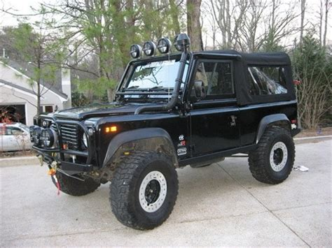 land rover defender lifted most viewed land rover defender tuning suv tuning