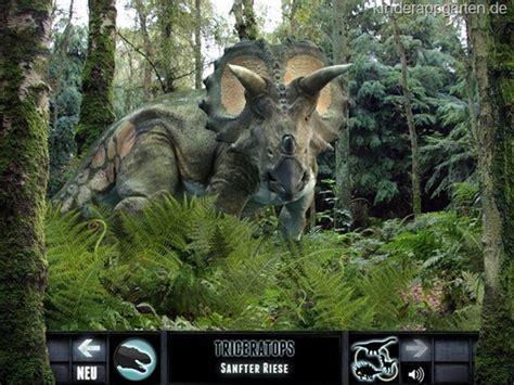 dinosaurier zoo die kinder app aus der apple werbung