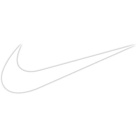 nike swoosh logo sticker decal car truck window laptop die cut