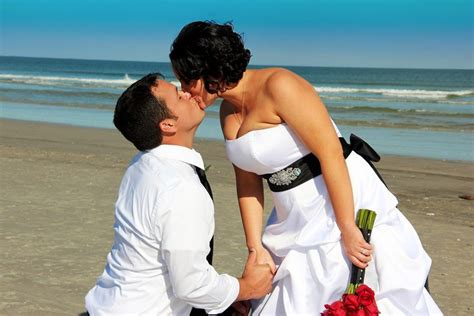 Florida Beach Elopements by Sun and Sea Beach Weddings