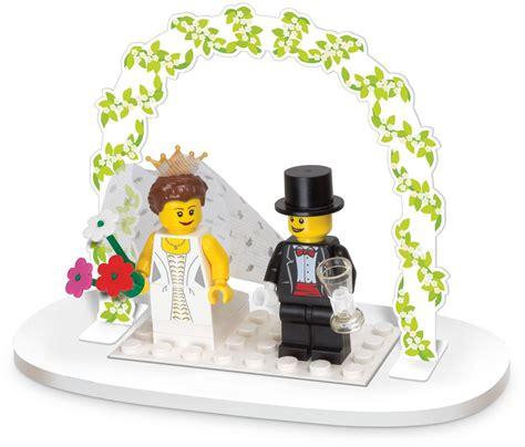 lego minifigure wedding favour set 853340 1