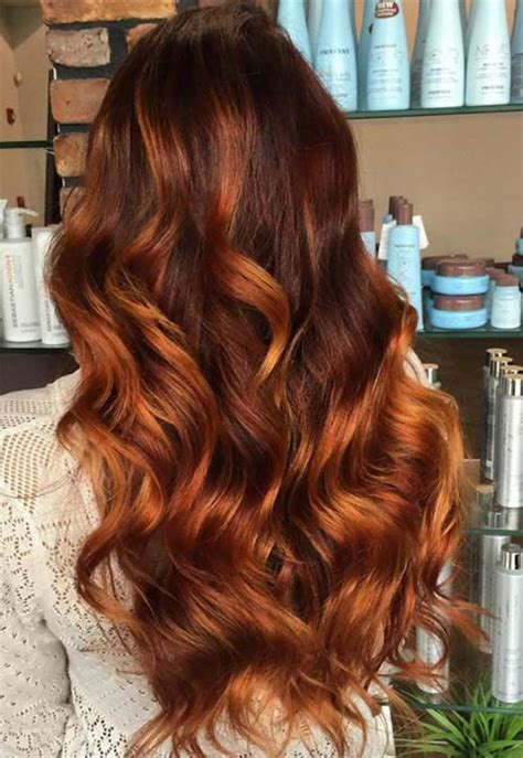 hair coloring ginger copper 45 copper red ginger hair color ideas koees blog