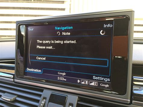 Audi Connect Review by Audi Connect Review Inside Caradvice Autos Post