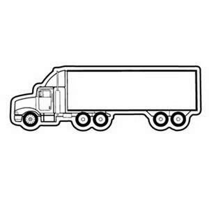 semi truck coloring page semi truck coloring page