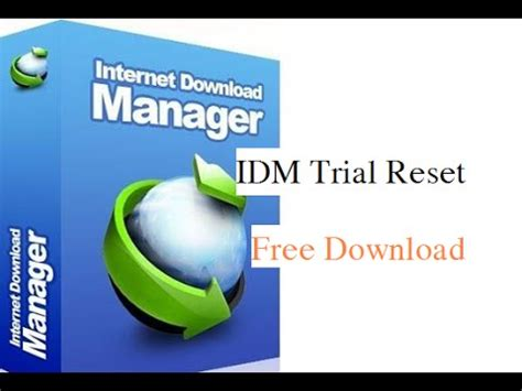 Idm Trial Resetter Free Download | idm trial reset crack tool free download youtube