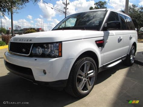 land rover supercharged white 2013 range rover sport white www imgkid com the image