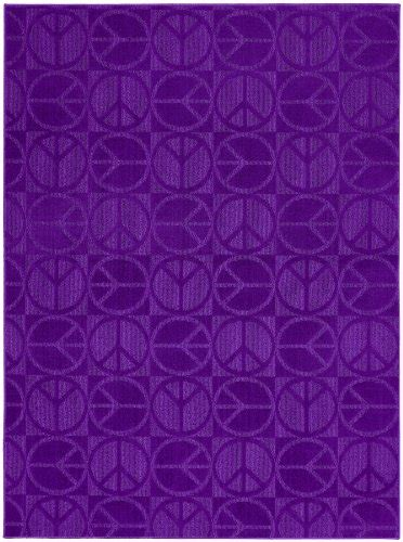 Peace Sign Area Rug Peace Sign Area Rug 6 Colorful Designs To Choose From