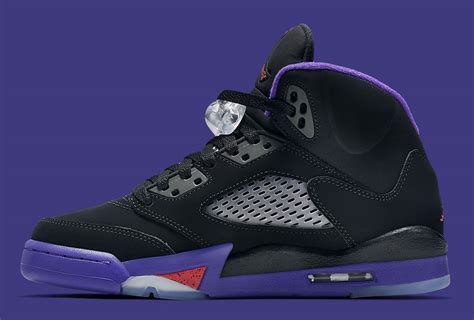 new year 5s release date air 5 black ember glow fierce purple sole collector
