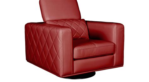 red swivel armchair 449 99 sorrento red swivel chair contemporary synthetic