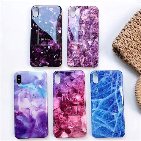 colorful marble phone cases  iphone xs max case
