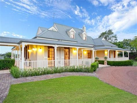 australian country style homes brian babbidge sydney building and renovations australian