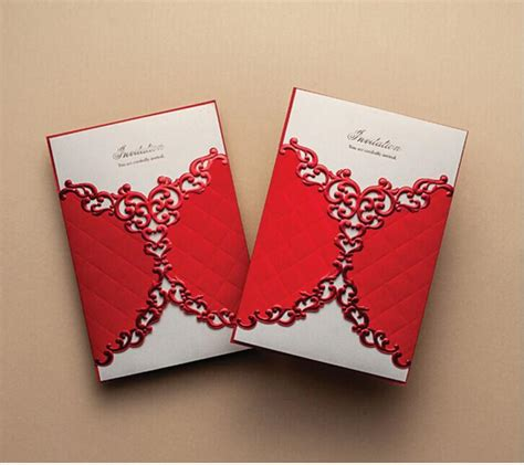 Wedding Invitation Card Envelope Design by New Arrival Cw055 Design Fashion Invitation Wedding