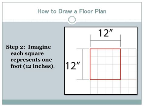 how to draw a floor plan drawing a floor plan