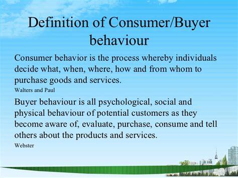Mba Consumer Behavior Unit 4 by Consumer Behaviour2 Ppt Bec Doms 2009 Bagalkot Mba